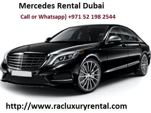 Photo of Mercedes-Benz rental in dubai