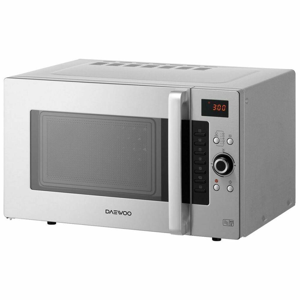 Cuisine Four Micro Onde daewoo four micro-ondes combiné pour cuisine koc9q4ts 28 l