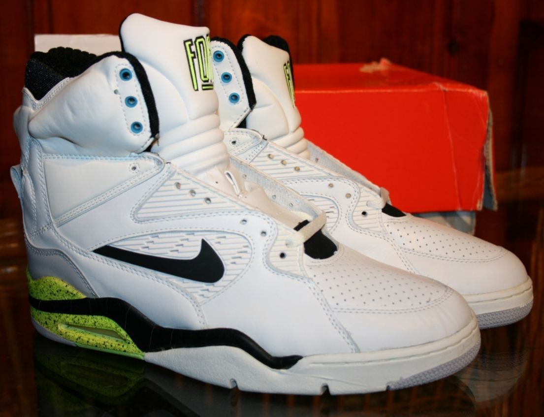 Nike Air Command Force OG Pairs on eBay