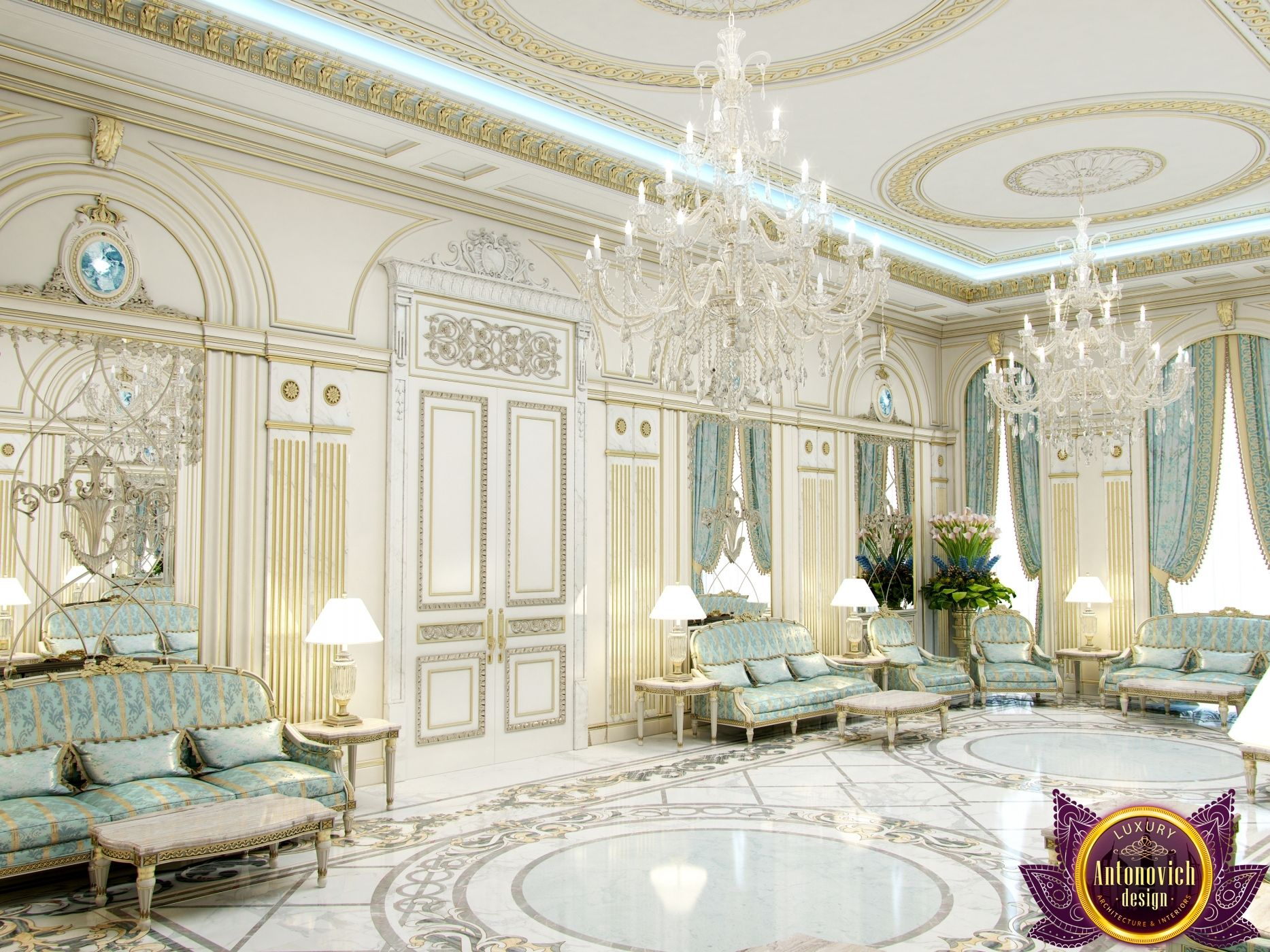 Decoration Arabe Maison Villa Interior Design In Dubai Villa Design Turnkey