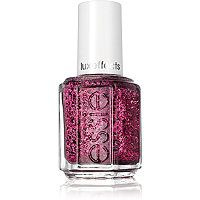 Essie - Holiday Luxe Effects Nail Polish Collection in Fashion Flares (maroon glitter) #ultabeauty