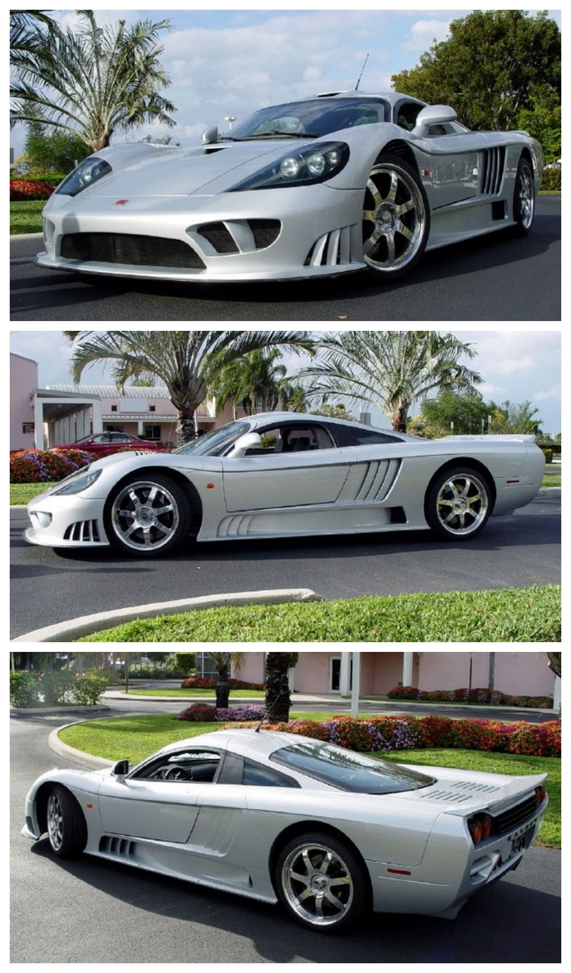 Kickass Saleen S7 Found On Ebay Autoawesome Lux Cars Car Guys