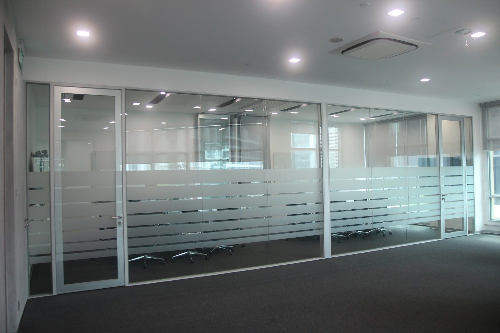 Office glass door sticker designs for Office glass door entrance designs