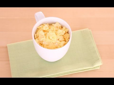 How To... Make an Omelette in a Mug | Hungry Girl Videos