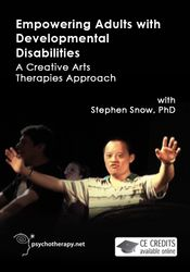 Empowering Adults with Developmental Disabilities: A Creative Arts Therapies App...