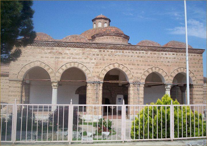 İZNİK, Nilüfer Hatun imareti 1388.