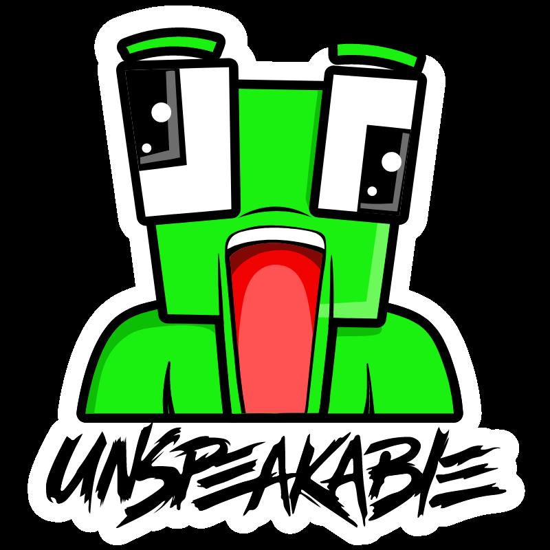 Unspeakable Frog Logo Frog Logo Logo Sticker Jelly Wallpaper
