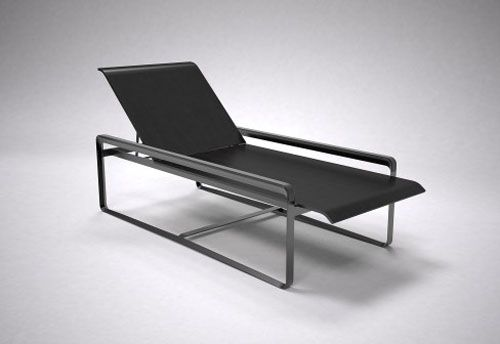 Chaise by Vincent van Duysen, for Tribù A/D * Classics Old and New