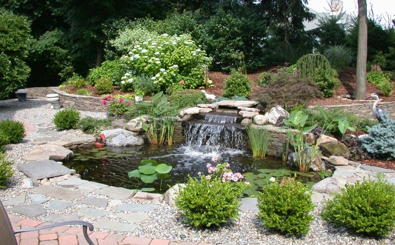1000 images about backyard ponds on pinterest backyard ponds backyards and garden waterfall