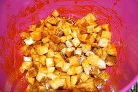 Girls of God's Heart: Loaded Baked Potato & Chicken Casserole