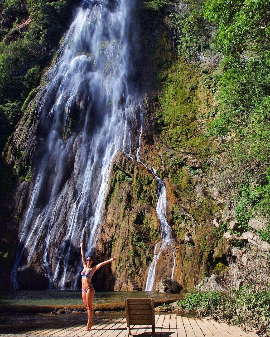 Foto: Cachoeira Boca da Onça