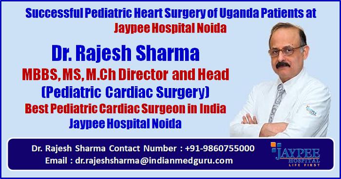Dr  Rajesh Sharma, Best Paediatric Cardiac Surgeon in Delhi, Best