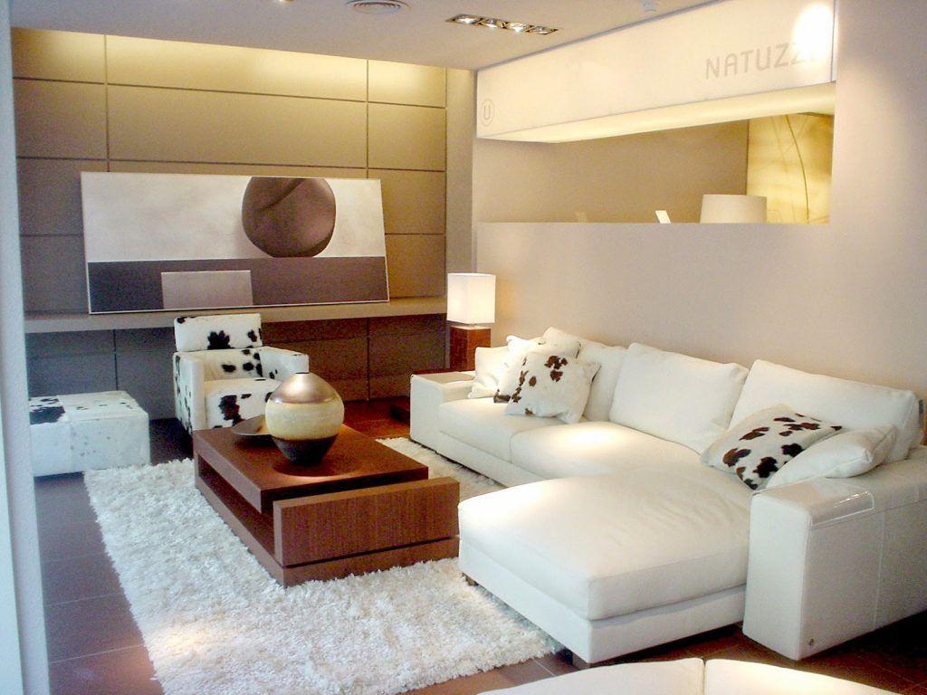 Interior Rumah Minimalis Sederhana Ruang Tamu Pinterest