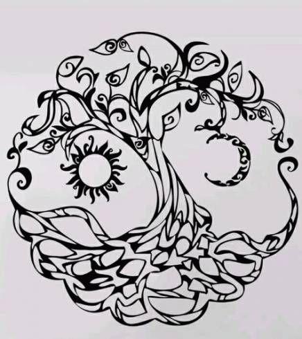Photo of Mère nature déesses de tatouage arbre de vie threads urbains 52+ idées à la mode
