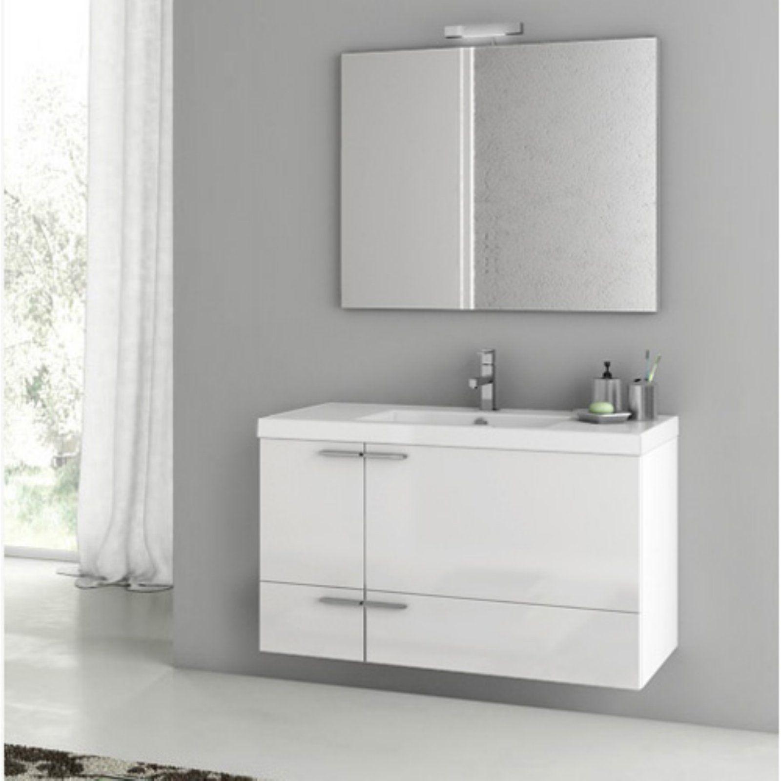 Acf By Nameeks Acf Ans22 Gw New Space 39 In Single Bathroom
