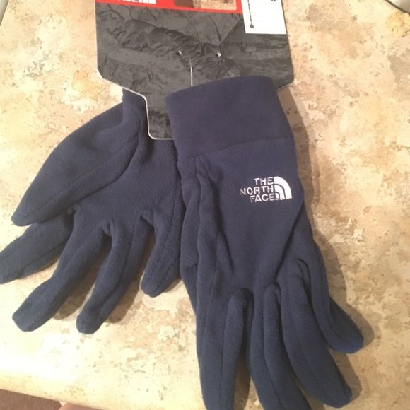 North face gloves Brand new North Face Other