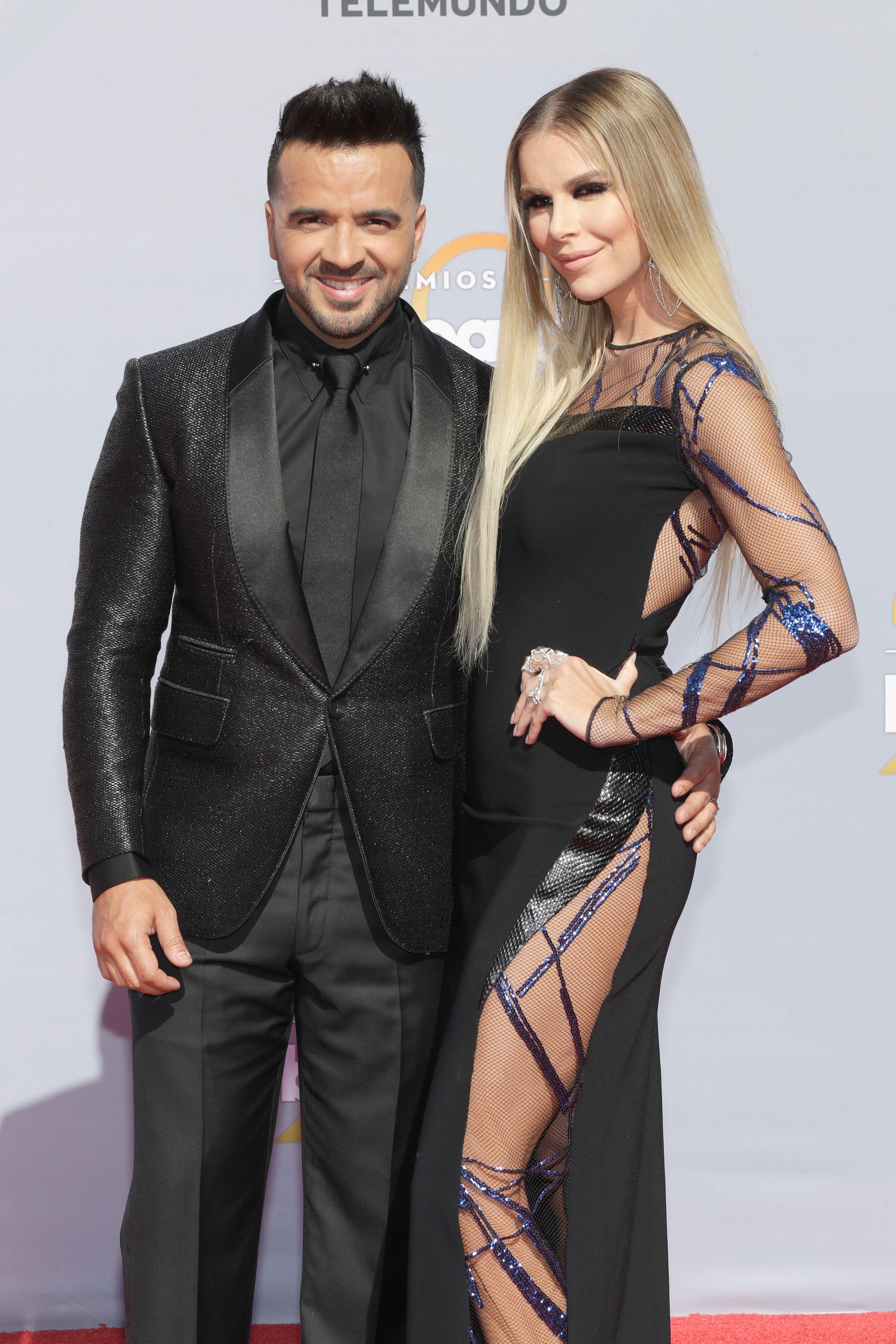 Latin Billboards 2018 Famosos En La Alfombra Musica Latina
