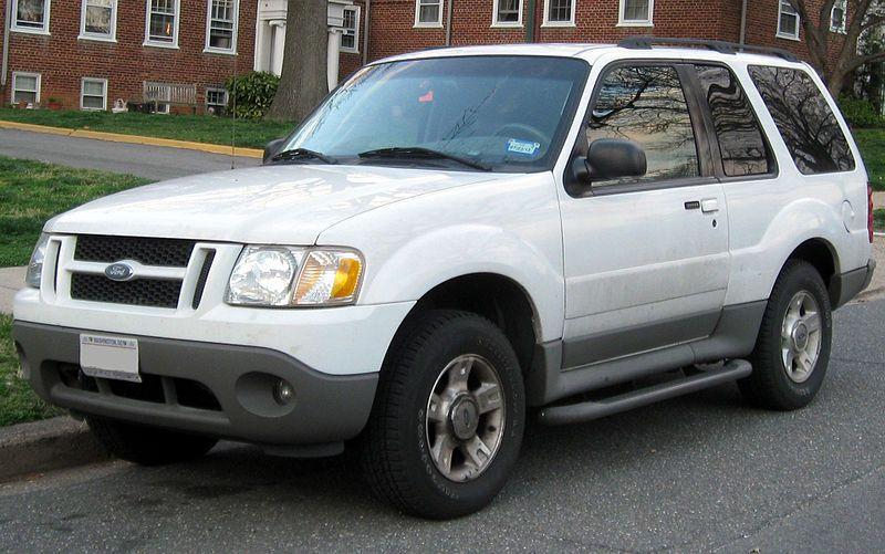 Ford Explorer Wiki >> 2001 2003 Ford Explorer Sport 03 19 2012 Ford Explorer