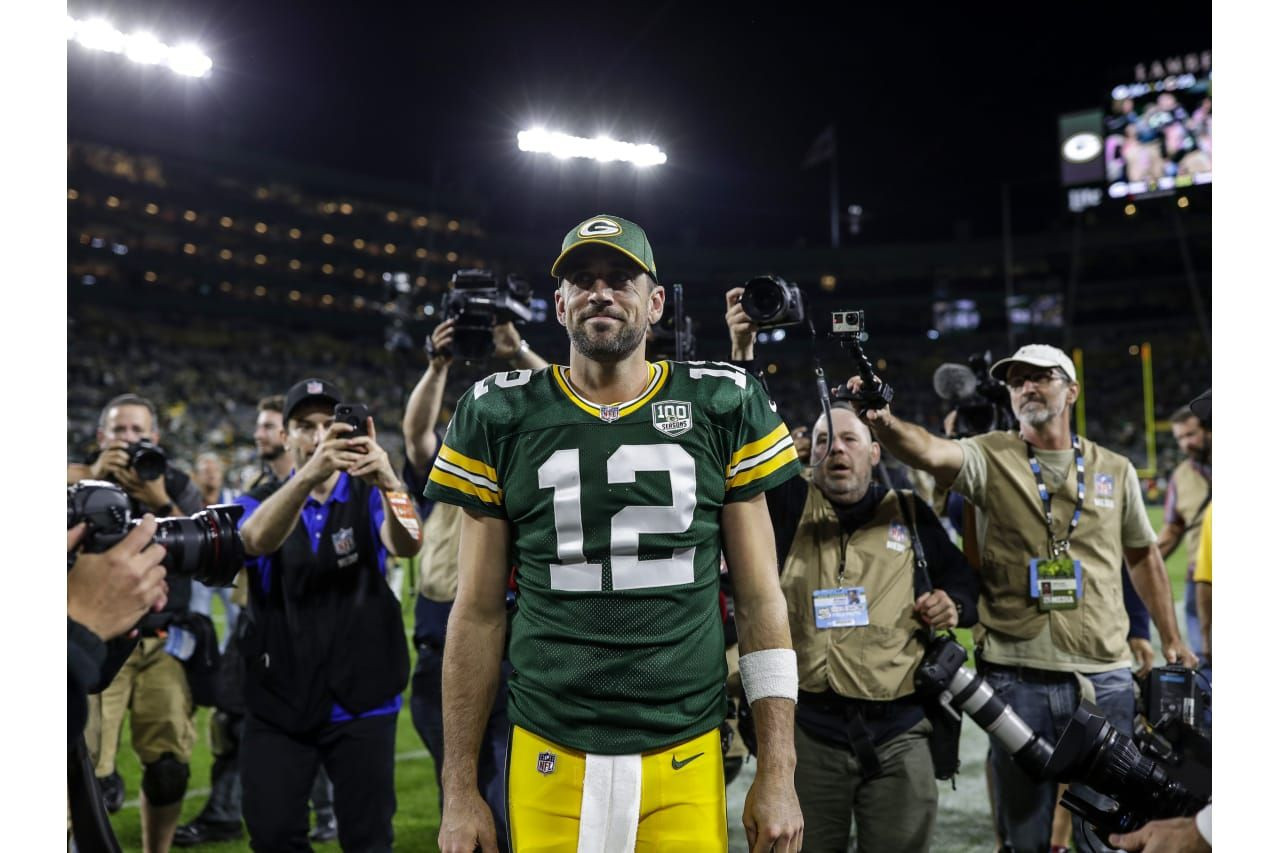 Return Of Aaron Rodgers Sparks Monster Comeback For With Images Aaron Rodgers Packers Rodgers Packers