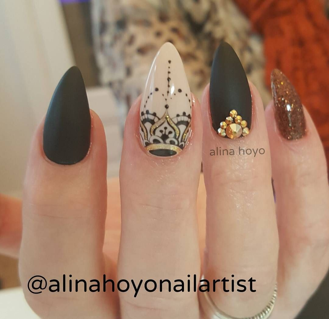 178 Me gusta, 3 comentarios - Alina Hoyo Nail Artist ...