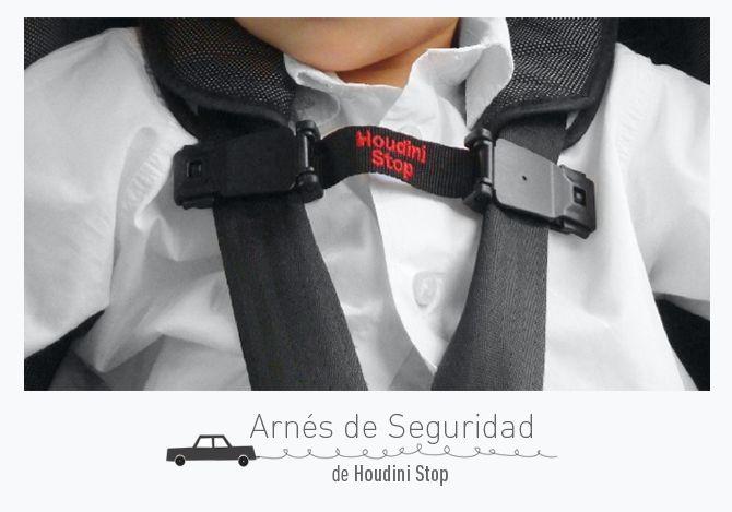 Lo mejor para viajar con niños en coche. Productos prácticos originales y de calidad. By HoudiniStop