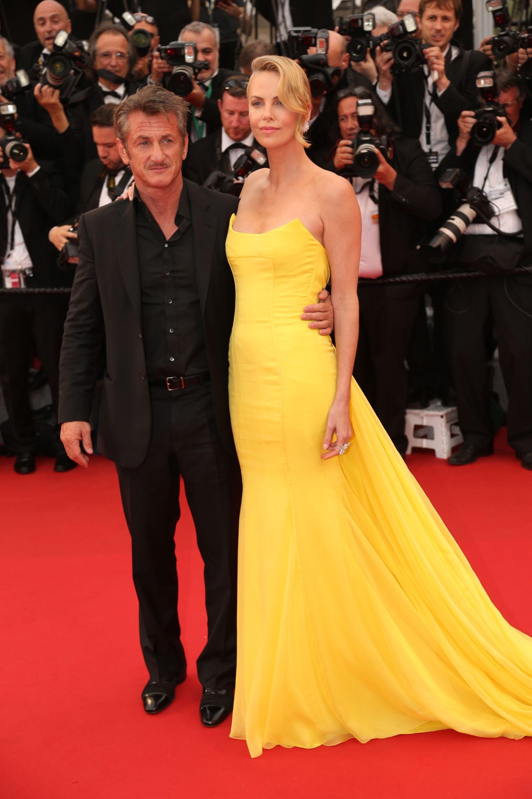 2015 Cannes Film Festival ~ Sean Penn and Charlize Theron at the 68th Cannes Film Festival in France ~ 5/14/2015.