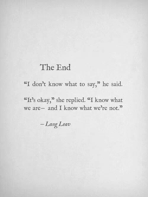 THE END \