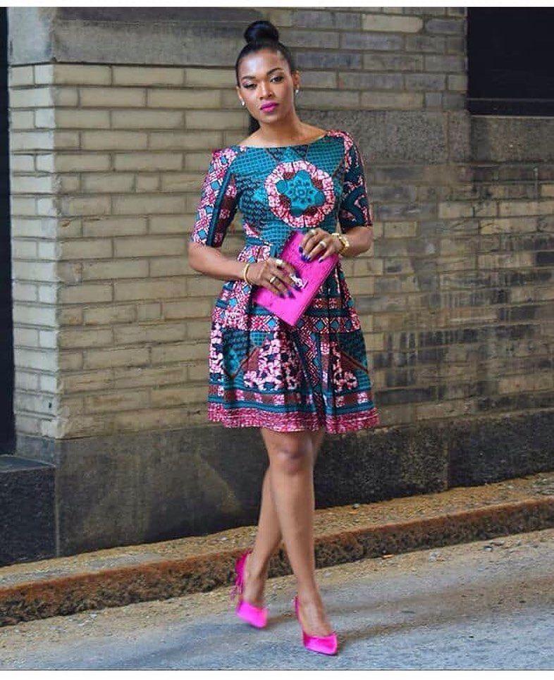Style Inspiration #africanfashionankara .....Ankara Trending Styles #2019 #afrikanischekleider