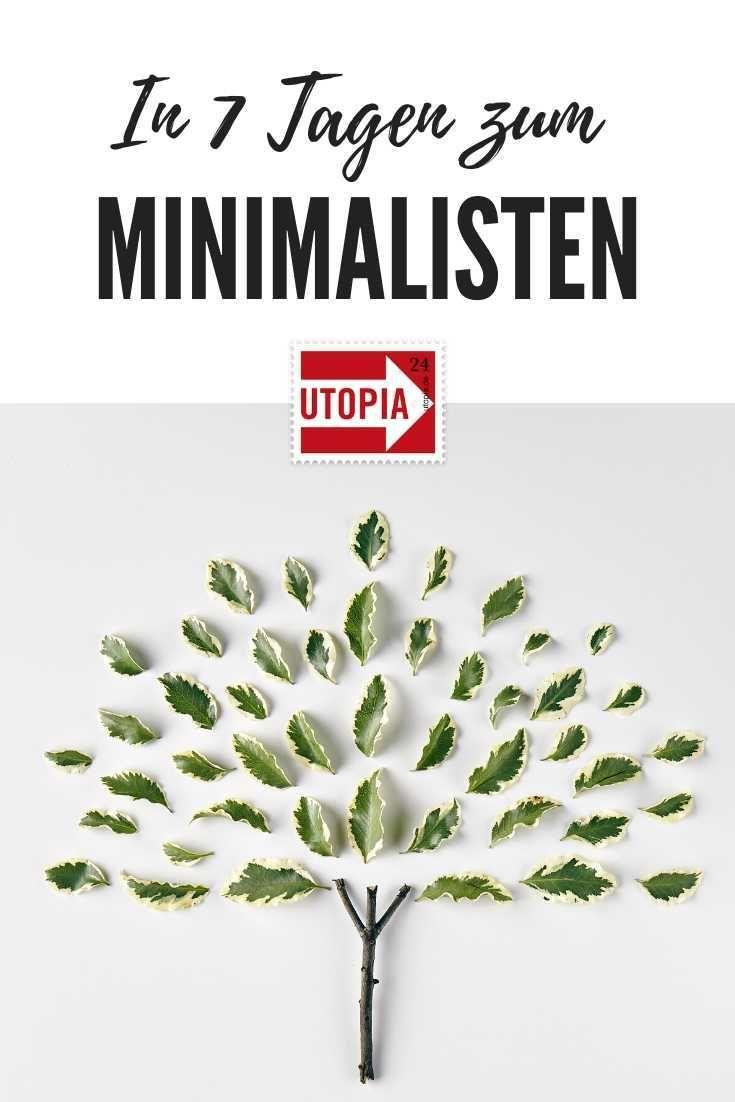 Photo of Minimalist*in in 7 Tagen: So schaffst du es, dich leichter zu fühlen