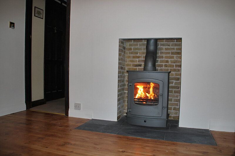 Scarlett Fireplaces On Boiler Stoves Central Heating