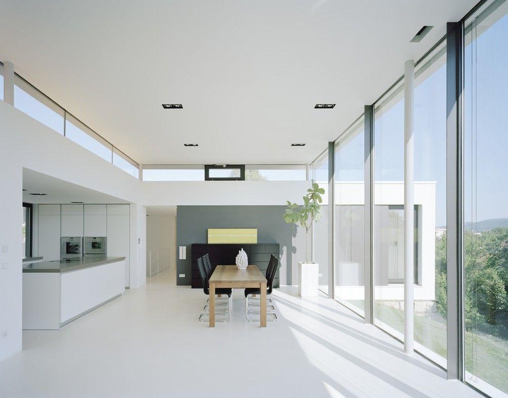 House Near Goeppingen By Schiller Architektur Interior