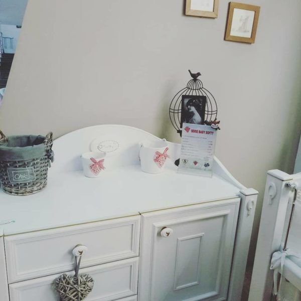 Commode bébé – chambre bébé – mobilier chambre bébé – design – Cilek ...