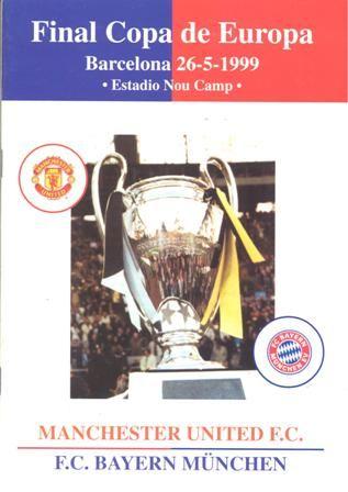 Collectsoccer Com Champions League European Cup Finals Programmes Champions League European Cup Football Program