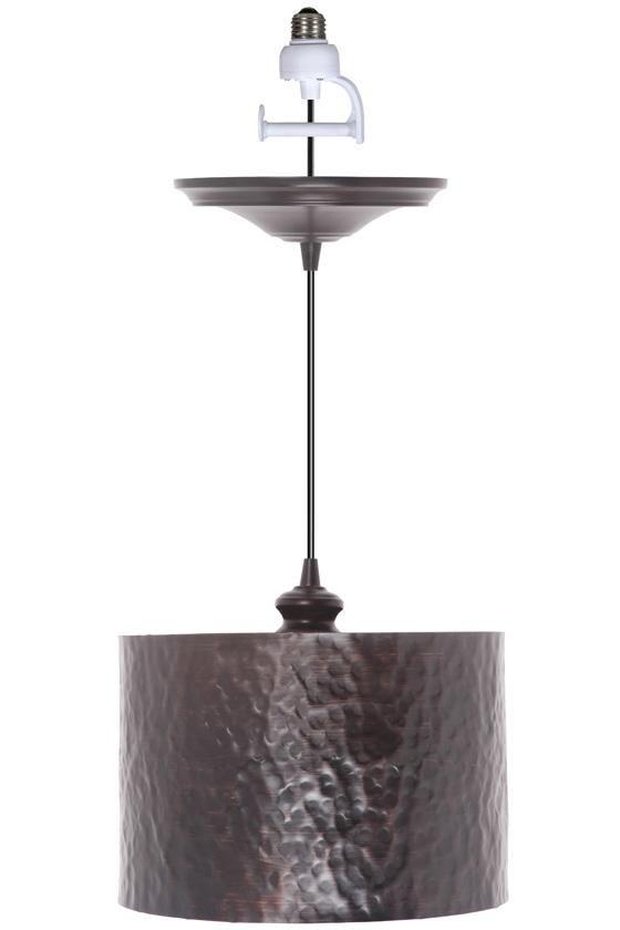 $99 Hammered Pendant - Pendant Lighting - Ceiling Fixtures ...