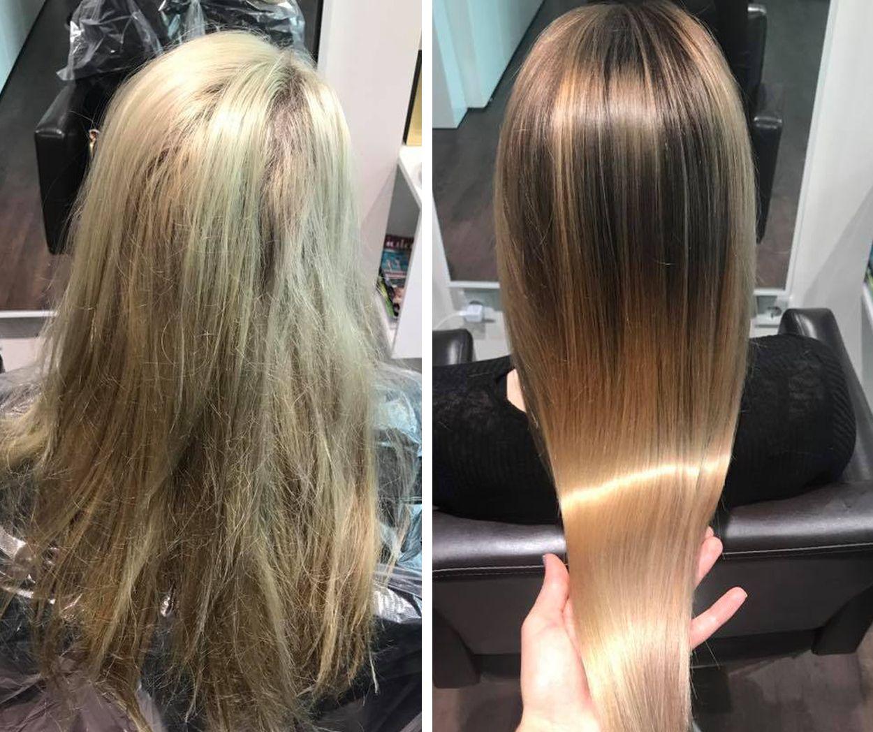 Hair Color Haircare Frisuren Langhaar Friseur Berlin Bunte Haare