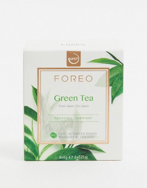 Photo of FOREO Green Tea UFO Purifying Face Mask | ASOS