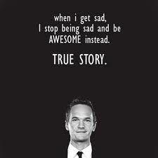 true story..love How I Met Your Mother
