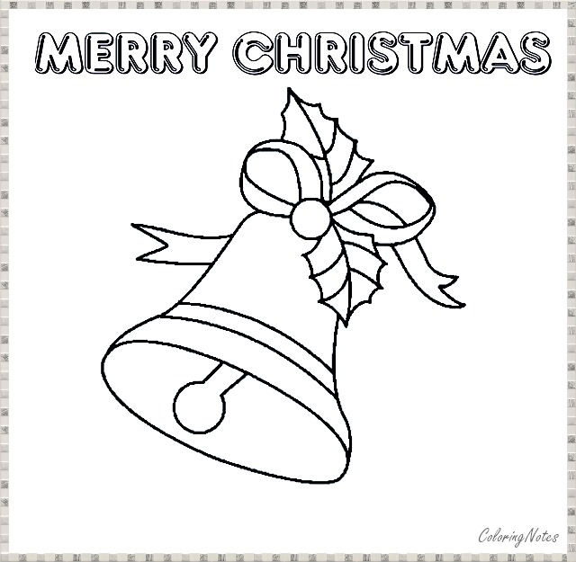 Christmas Coloring Pages Bells Free Printable Merry Christmas Coloring Pages Christmas Coloring Pages Coloring Pages