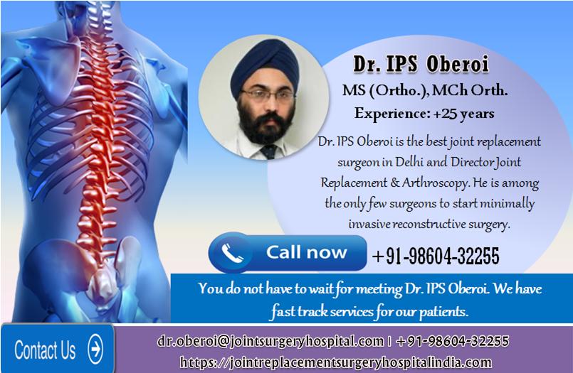 Dr.IPS Oberoi