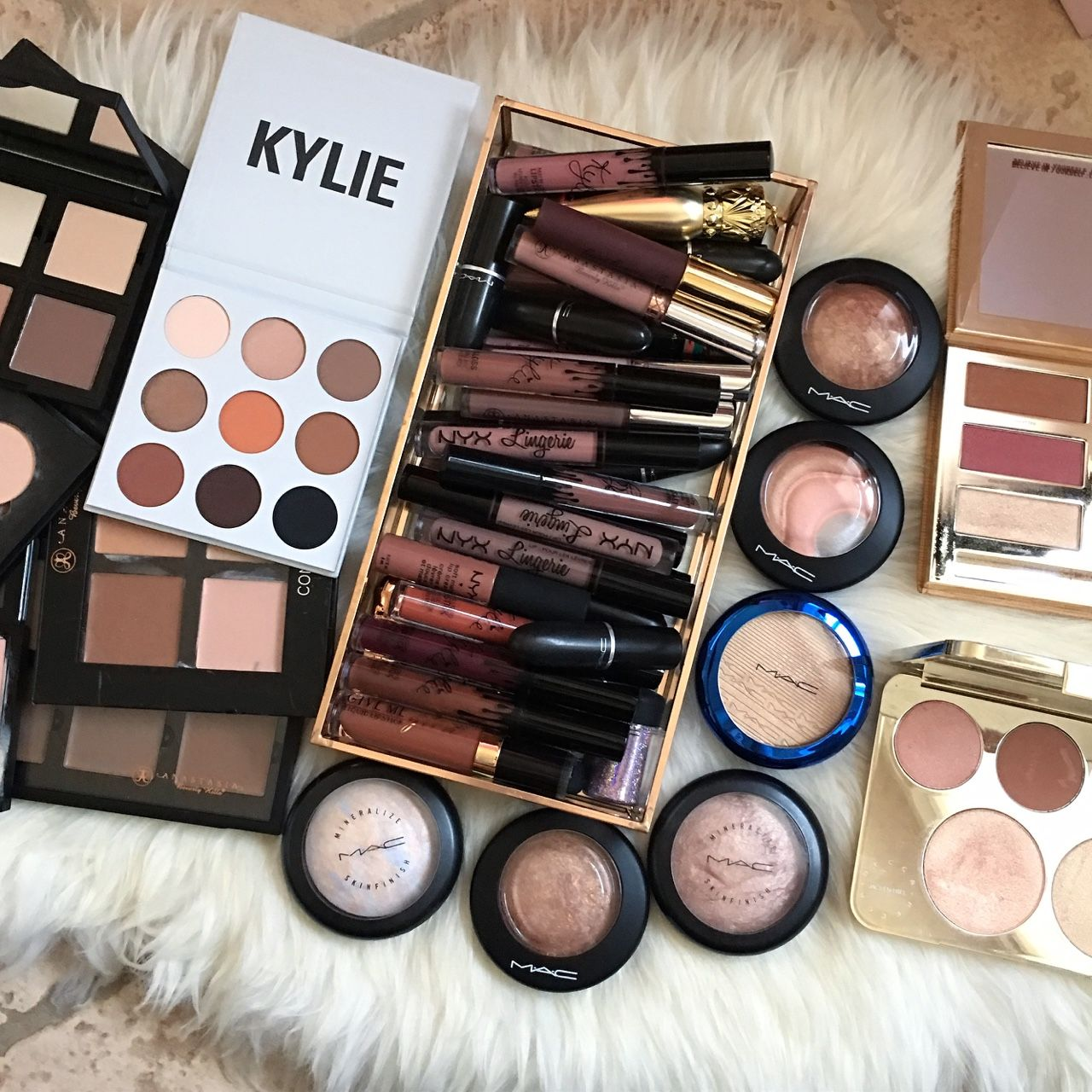 pinterest nandeezy † Makeup kit, Makeup obsession