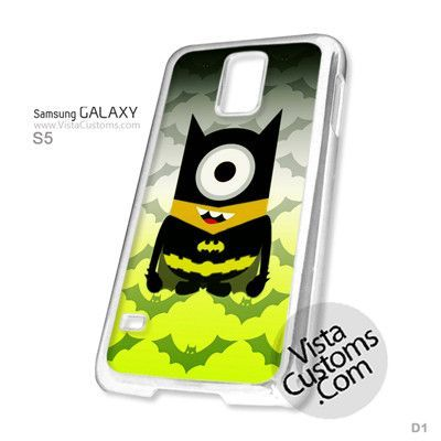 Despicable Minion Batman minion Phone Case For Apple, iphone 4, 4S, 5, 5S, 5C, 6, 6 +, iPod, 4 / 5, iPad 3 / 4 / 5, Samsung, Galaxy, S3, S4, S5, S6, Note, HTC, HTC One, HTC One X, BlackBerry, Z10