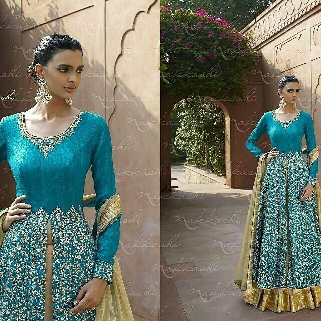 #Repost @bindassparty  #anarkali #indianfashion #indianbridal #bindasspartybridalshop #bindasspartywear #recommended #punjabi #Repost @anarkali_replika  Rs 6150 WhatsApp 919769621721