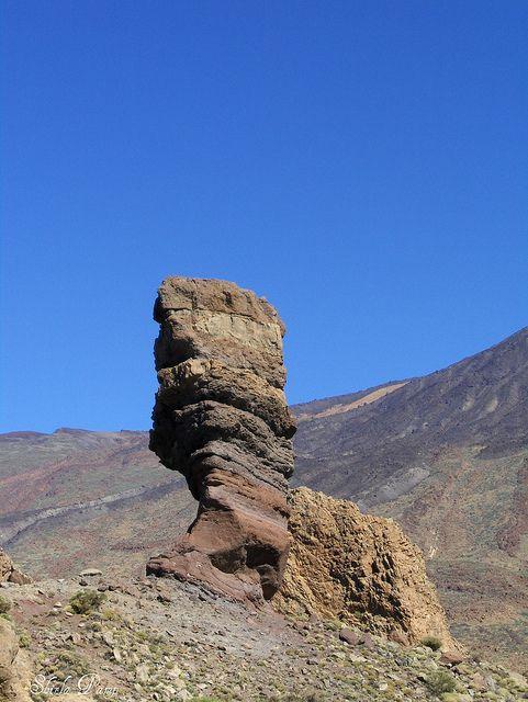 Roques Del Teide, Tenerife