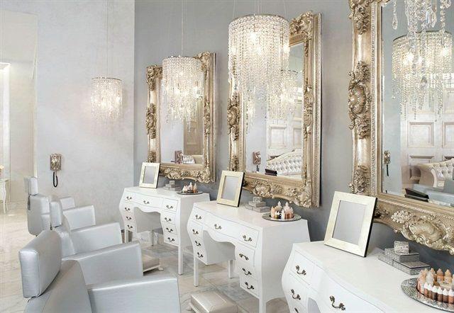 Image Result For Salon Decor
