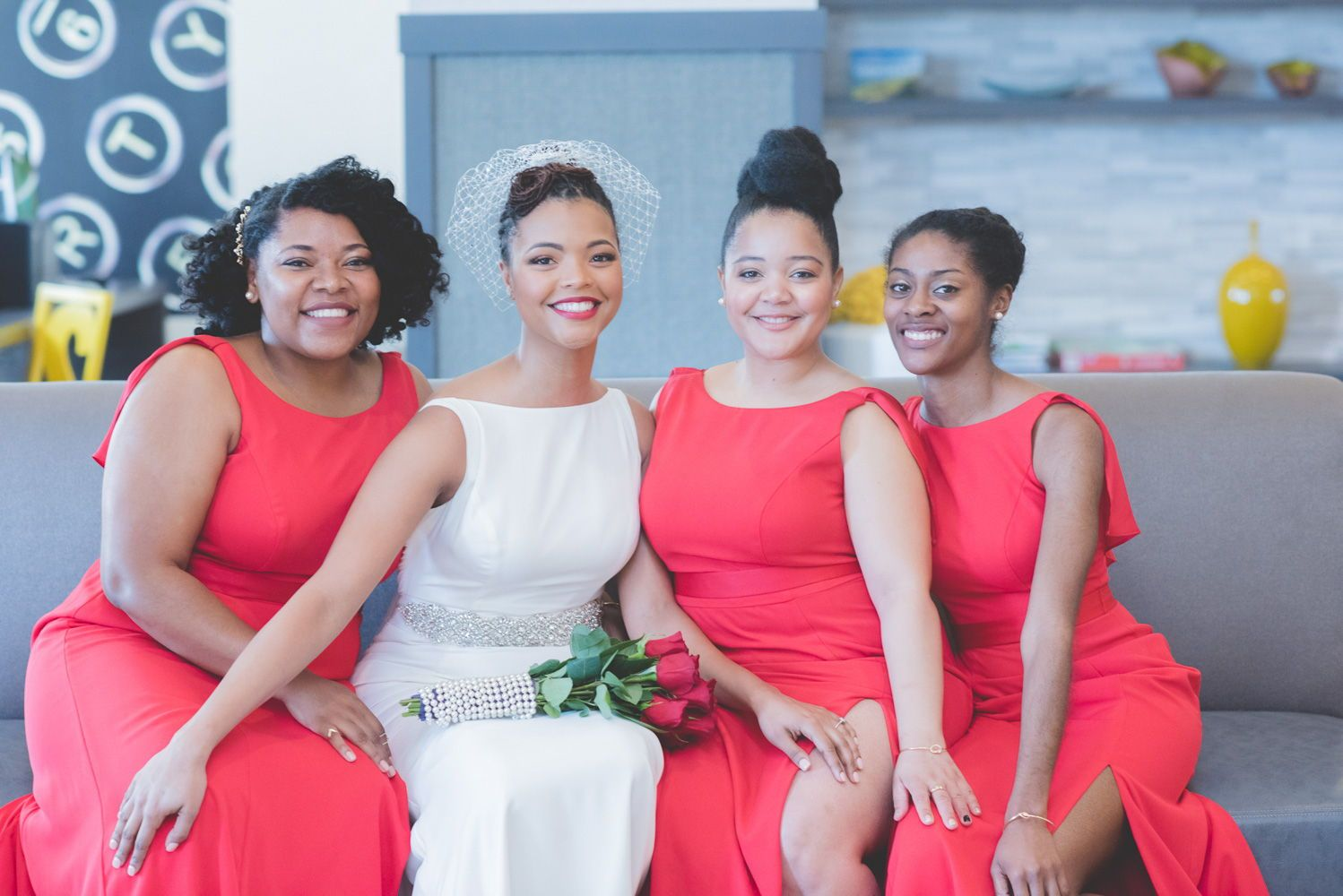 Amazing Lansdale, PA wedding at The Courtyard by Marriott