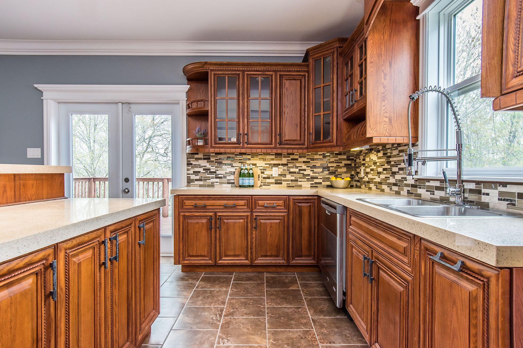 58 Oakmount Drive Red Door Realty Nova Scotia Real Estate Red Door Home Decor Kitchen Cabinets