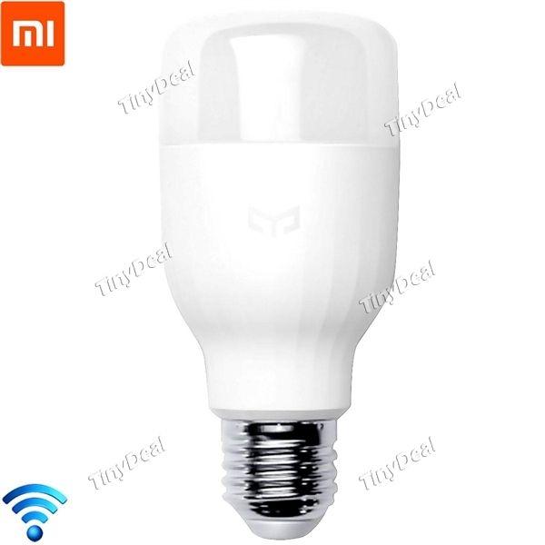 Original Xiaomi Yeelight Led Smart Light Bulb Wi Fi Remote Control