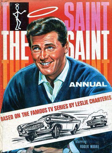 The Saint 1967 Annual.