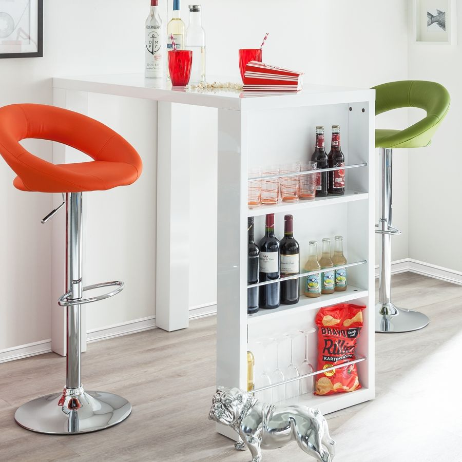Bartisch Mit Stauraum Bartisch Freda Kitchen Room Bar Table