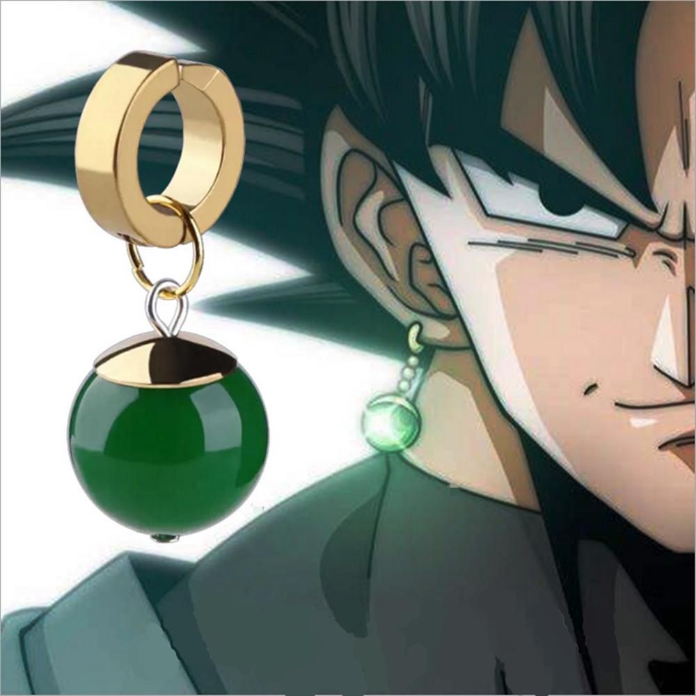 Dragonball Super Dragon Ball Black Son Goku Zamasu Time Ring Supreme Kai Earring Goku Black Dragon Ball Dragon Ball Super